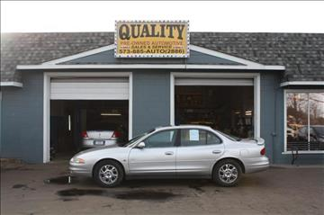 2000 Oldsmobile Intrigue for sale in Cuba, MO