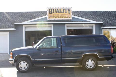 Chevrolet CK 1500 Series For Sale  Carsforsalecom