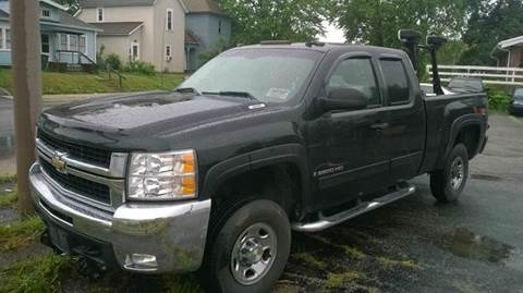 2008 Chevrolet Silverado 2500HD for sale in Muncie, IN