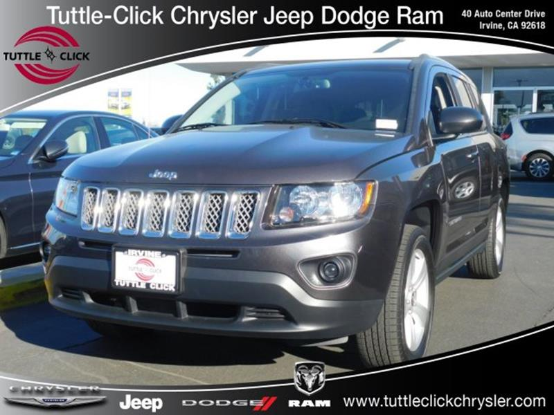 2015 jeep compass for sale in california. Black Bedroom Furniture Sets. Home Design Ideas
