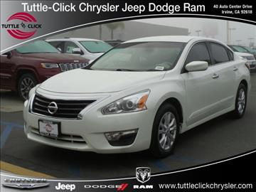 2014 Nissan Altima for sale in Irvine, CA