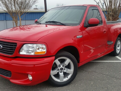 2001 ford f 150 svt lightning for sale in morganton nc. Cars Review. Best American Auto & Cars Review