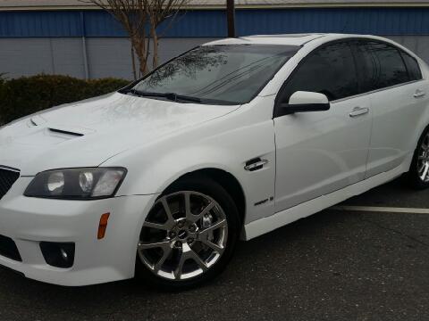 2009 Pontiac G8 for sale in Morganton, NC