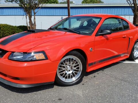 2004 Ford Mustang for sale in Morganton, NC