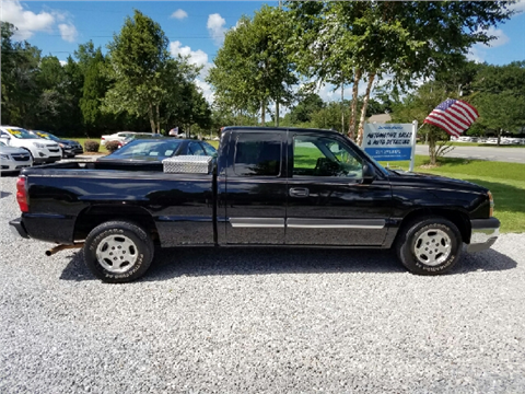 2004 Chevrolet Silverado 1500 for sale in Fairhope, AL
