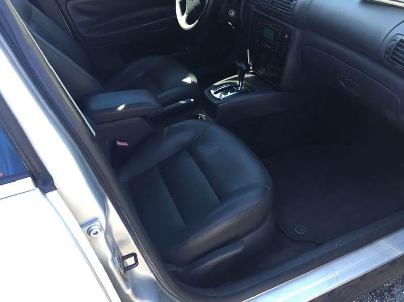 2005 Volkswagen Passat 4dr GLS 1.8T Turbo Sedan - Clearwater FL
