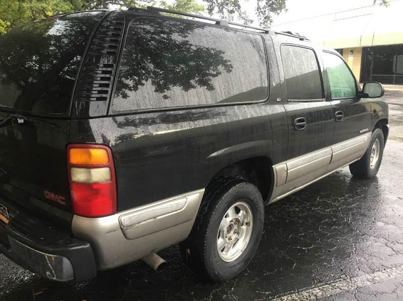 2000 GMC Yukon XL 4dr 1500 SLT 4WD SUV - Clearwater FL