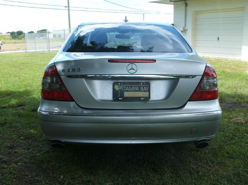 2008 Mercedes-Benz E-Class E350 4dr Sedan - Clearwater FL