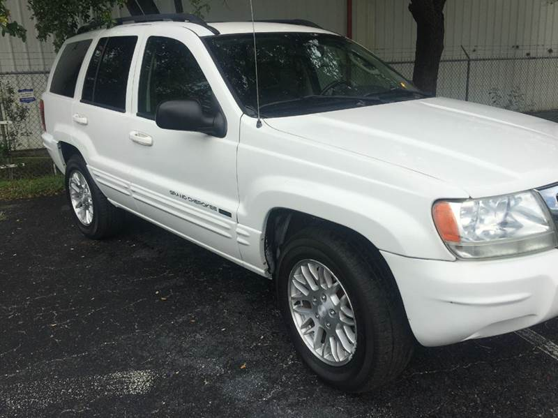 2004 Jeep Grand Cherokee Limited 4WD 4dr SUV - Clearwater FL