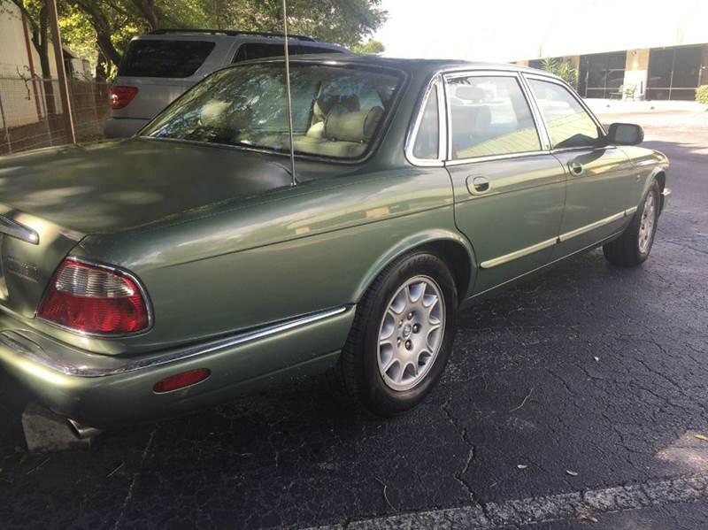 1999 Jaguar XJ-Series XJ8 4dr Sedan - Clearwater FL