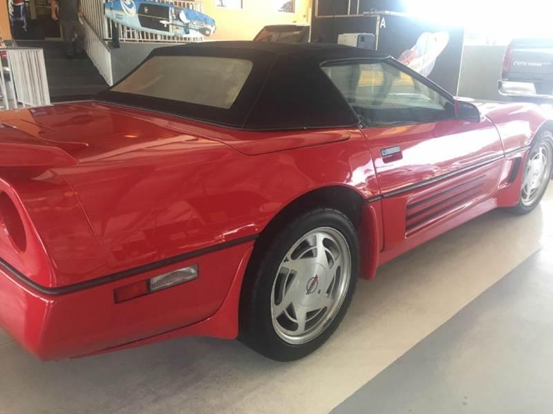 1989 Chevrolet Corvette Base 2dr Convertible - Clearwater FL