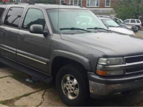 2001 Chevrolet Suburban for sale in East Lansdowne, PA