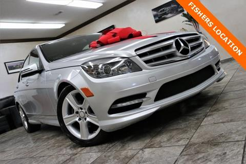 2011 Mercedes-Benz C-Class for sale in Fishers, IN