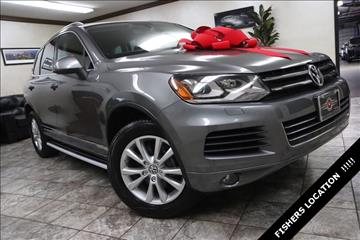 2014 Volkswagen Touareg for sale in Fishers, IN