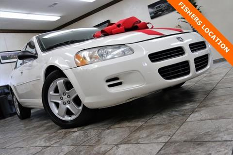 2003 Dodge Stratus for sale in Fishers, IN