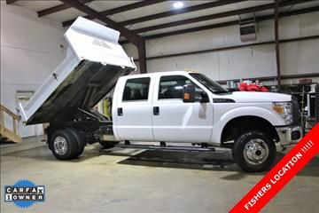 2015 Ford F-350 Super Duty for sale in Fishers, IN