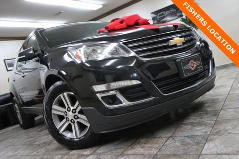 2015 Chevrolet Traverse for sale in Fishers, IN