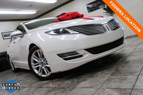 2014 Lincoln MKZ for sale in Fishers, IN