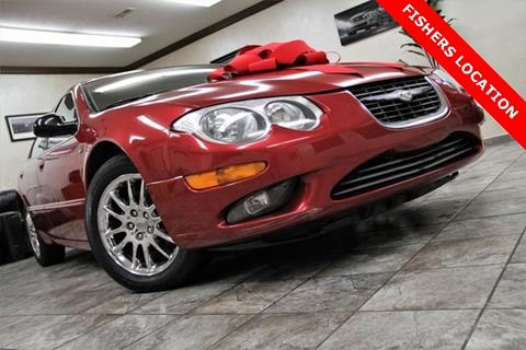 2002 Chrysler 300M for sale in Fishers, IN