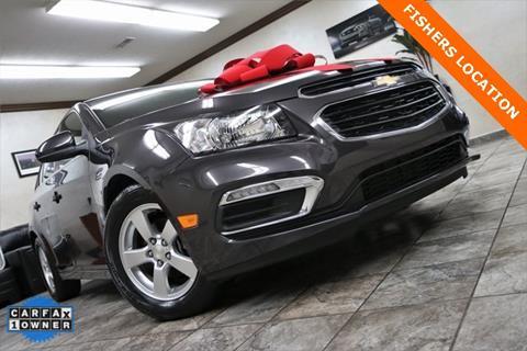 2015 Chevrolet Cruze for sale in Fishers, IN