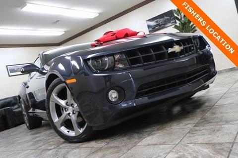 2013 Chevrolet Camaro for sale in Fishers, IN