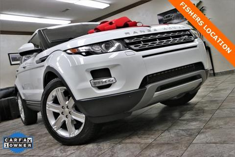 2015 Land Rover Range Rover Evoque for sale in Fishers, IN
