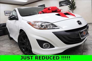 2013 Mazda MAZDASPEED3 for sale in Fishers, IN