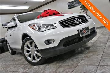 2013 Infiniti EX37 for sale in Fishers, IN