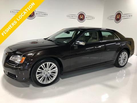 2013 Chrysler 300 for sale in Fishers, IN
