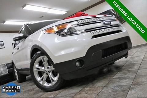 2014 Ford Explorer for sale in Fishers, IN