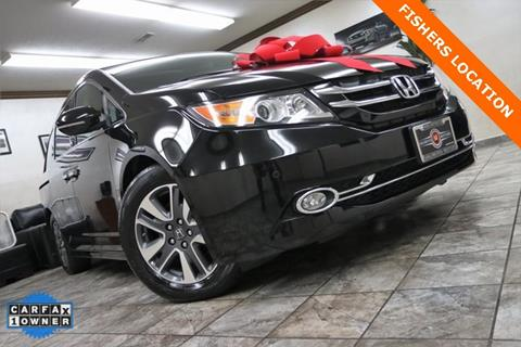 2014 Honda Odyssey for sale in Fishers, IN