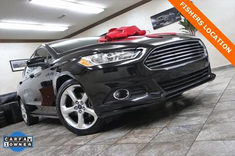2016 Ford Fusion for sale in Fishers, IN