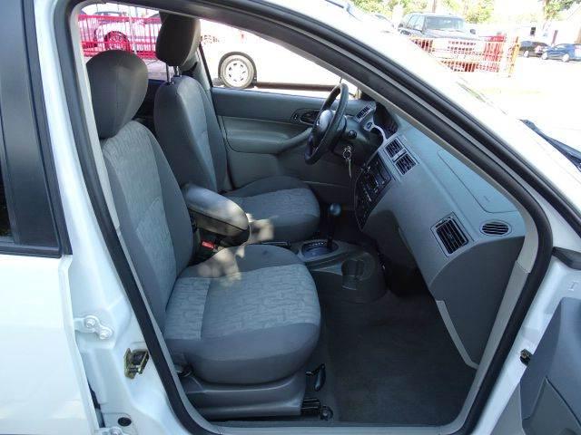 2005 Ford Focus ZX4 S 4dr Sedan - Santa Ana CA