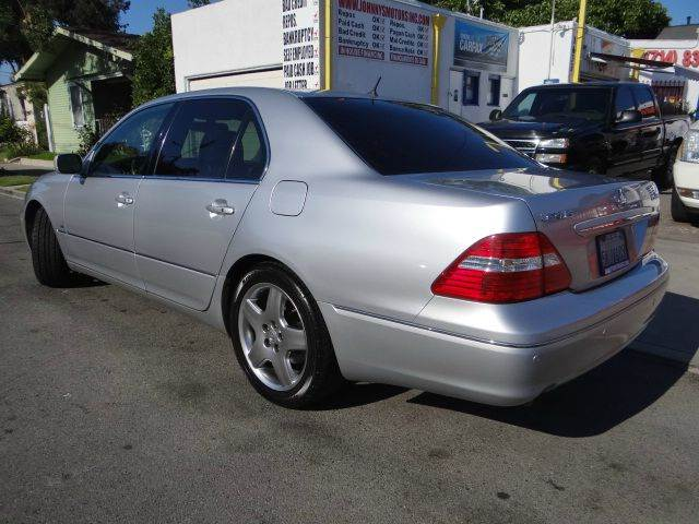 2004 Lexus LS 430 Base 4dr Sedan - Santa Ana CA