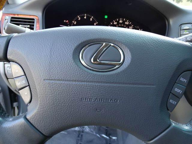 2004 Lexus LS 430 4dr Sedan - Santa Ana CA