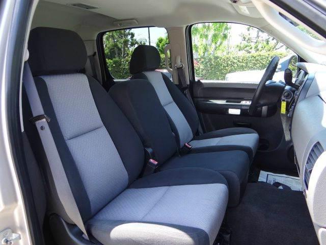 2009 Chevrolet Silverado 1500 LS 4x2 4dr Crew Cab 5.8 ft. SB - Santa Ana CA
