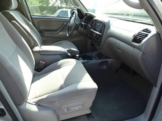2003 Toyota Sequoia SR5 4dr SUV - Santa Ana CA
