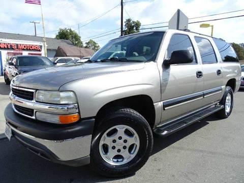 2001 Chevrolet Suburban for sale in Santa Ana, CA