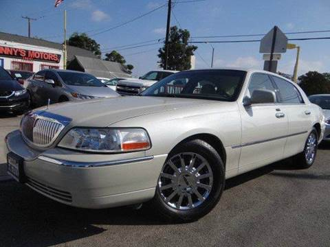 2005 Lincoln Town Car for sale in Santa Ana, CA