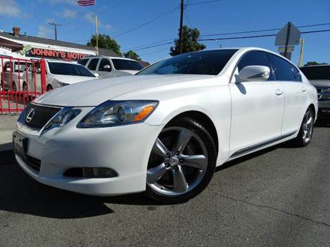 2008 Lexus GS 350 for sale in Santa Ana, CA
