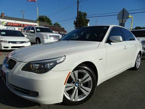 2009 BMW 5 Series for sale in Santa Ana, CA