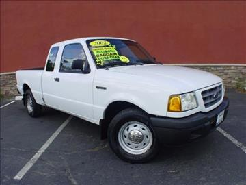 2002 Ford Ranger for sale in Turlock, CA