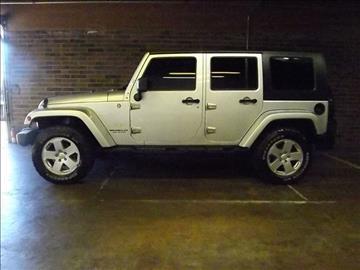 2007 Jeep Wrangler Unlimited for sale in Overland Park, KS