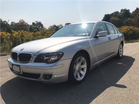 2006 BMW 7 Series for sale in Verona, PA