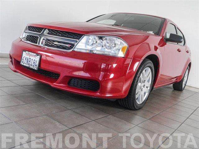 2013 Dodge Avenger for sale in Fremont CA