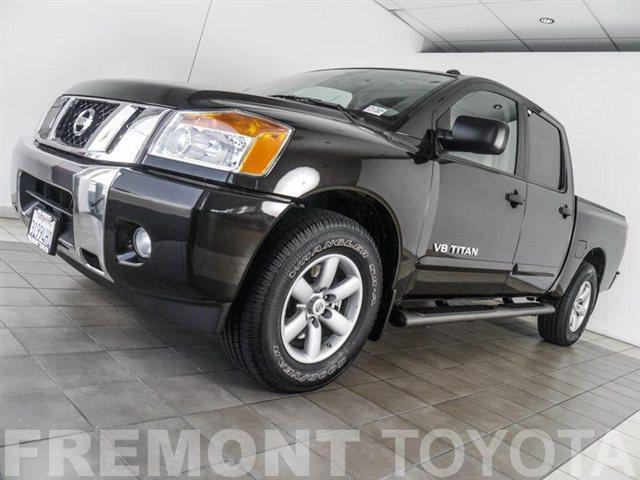 2013 Nissan Titan for sale in Fremont CA