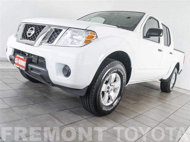 2013 Nissan Frontier for sale in Fremont CA