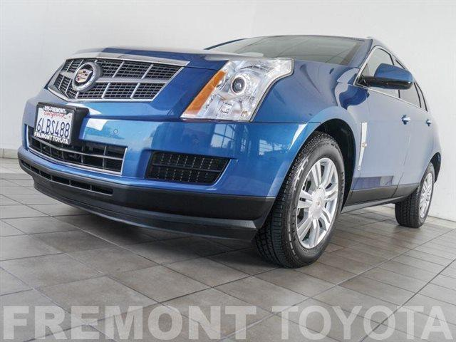 2010 Cadillac SRX for sale in Fremont CA