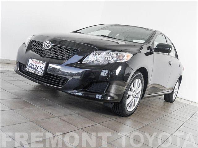 2010 Toyota Corolla for sale in Fremont CA
