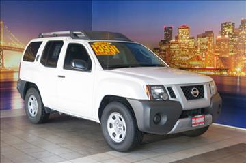 2011 Nissan Xterra for sale in Fremont, CA